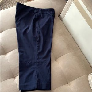 Dana Bachman , navy blue capris, size extra large